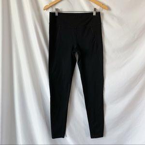 Tek Gear Shapewear Black High Waisted Leggings Med
